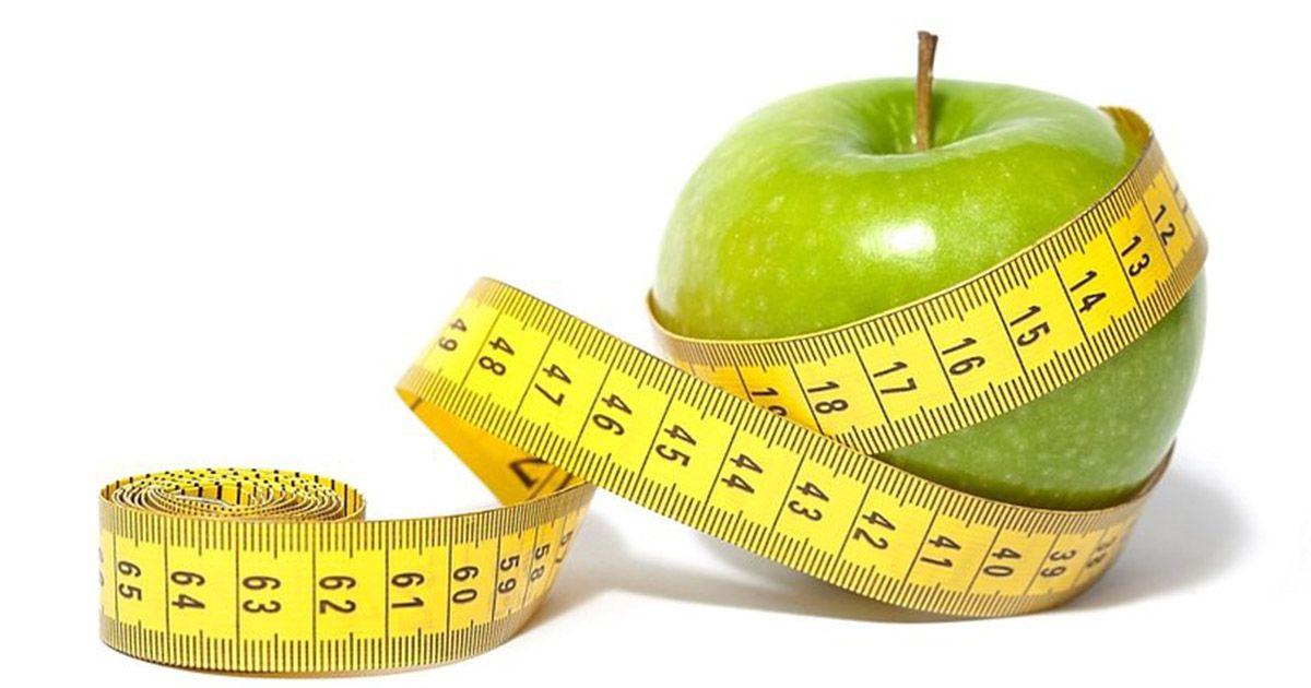 reduce tallas con dieta